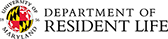 Department of Resident Life website