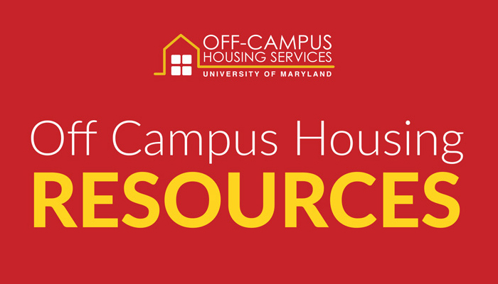 Off-Campus Housing Resources PDF Document